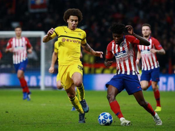 Witsel: 'Kegilaan' Dortmund Cukup Untuk Kalahkan Bayern
