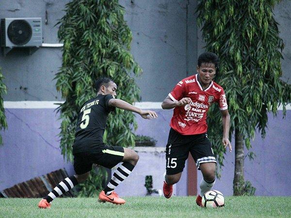 Penyerang Cadangan Bali United Siap Buktikan Ketajaman