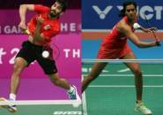 Sindhu dan Srikanth Kandas, India Tanpa Wakil di Semifinal Fuzhou China Open 2018