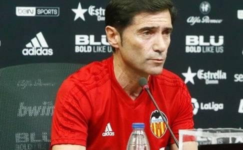 Pelatih Valencia Yakin Rodrigo dan Batshuayi Segera Cetak Gol Lagi
