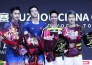 Hasil Final Fuzhou China Open 2018: Tuan Rumah Dua Gelar Juara