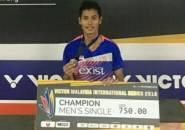 Indonesia Bawa Dua Gelar Dari Malaysia International Series 2018