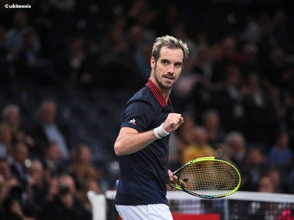 Richard Gasqet Mundur Dari Final Davis Cup