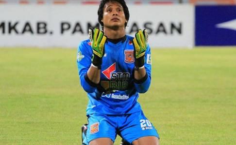 M Ridho Bersama Timnas Indonesia, Borneo FC Krisis Kiper