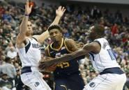 Tampil Dominan, Mavericks Menang Telak atas Jazz
