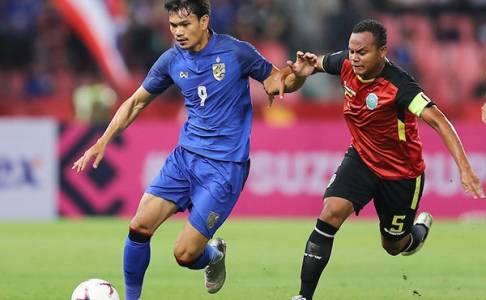 Pelatih Thailand Anggap Indonesia Sama Dengan Timor Leste