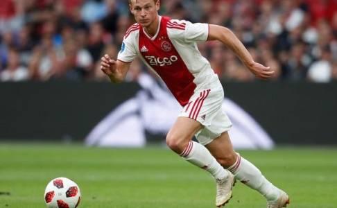 Barcelona Jadikan Bintang Muda Ajax Ini Sebagai Prioritas Transfer Mereka