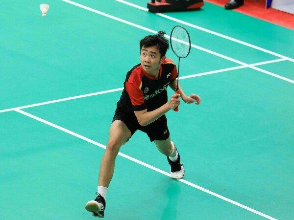 Alvin Yulianto Gagal ke Semifinal Kejuaraan Dunia Junior 2018