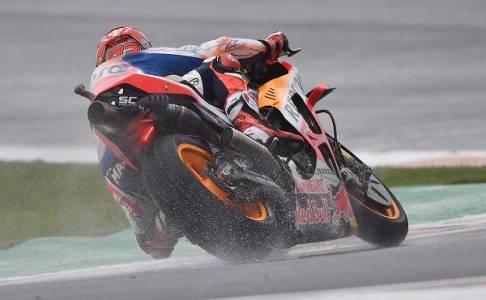 Hasil FP4 MotoGP Valencia: Marquez Tutup Sesi Latihan Dengan Gemilang