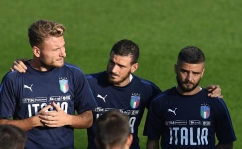 Timnas Italia Pulangkan Lima Pemain untuk Laga Persahabatan Kontra Amerika Serikat