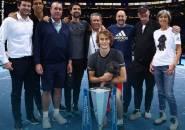 Alexander Zverev Merasa Takjub Dengan Pencapaiannya