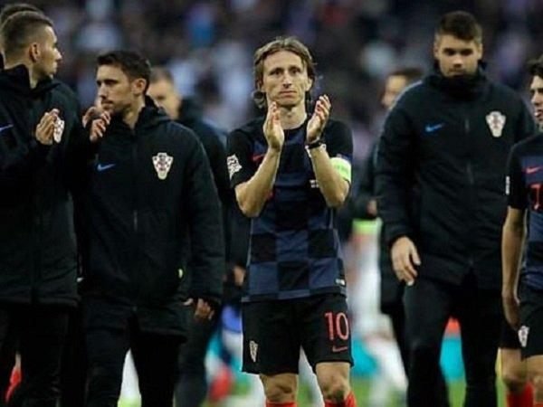 Bikin Kroasia Terdegradasi dari Liga A, Modric Klaim Inggris Miliki Masa Depan Cerah