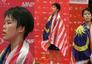 Goh Jin Wei Juara Dunia Junior 2018