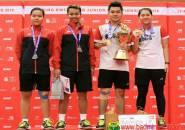 Hasil Final Individu Kejuaraan Dunia Junior 2018, China Rebut Dua Gelar