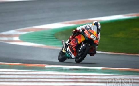 Hasil Race Moto3 Valencia: Tampil Dominan, Can Oncu Kunci Kemenangan di Valencia