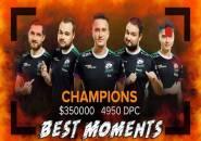 Kalahkan Team Secret, Virtus Pro Kampiun Kuala Lumpur Major