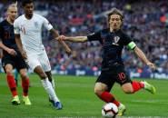Modric Klaim Kroasia Tidak Pernah Remehkan Inggris