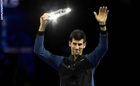 Novak Djokovic Akui Musim Ini Sebagai Musim Yang Fenomenal