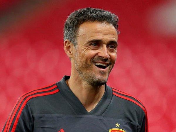 Spanyol Gagal Lolos ke Putaran Final Liga Negara, Ini Kata Enrique