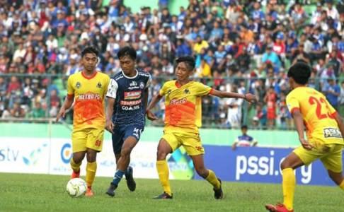 Arema FC Pastikan Tempat di Babak 32 Besar Piala Indonesia 2018