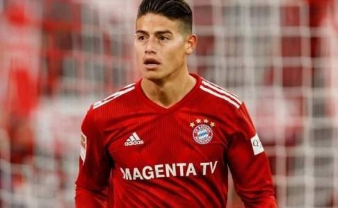 Juventus Bergerak Setelah Bayern Pulangkan James ke Real Madrid