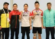 Skuat Indonesia Sukses Capai Target di Kanada