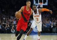 Blazers Berikan Knicks Kekalahan Keenam Secara Beruntun