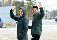 Jadi Juara Dunia Junior, Leo/Indah Penuhi Nazar Jalan Kaki