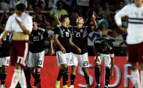 Scaloni Ungkap Kegembiraannya Setelah Dybala dan Icardi Cetak Gol Pertama untuk Argentina