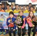 Begini Sambutan Hangat Goh Jin Wei Saat Tiba di Malaysia