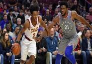 Cavaliers Putus Rekor Positif 76ers