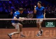 Hasil Davis Cup: Menangi Nomor Ganda, Perancis Jaga Asa Pertahankan Gelar
