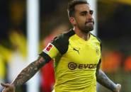 Hengkang ke Dortmund, Alcacer Yakin Ambil Keputusan Tepat