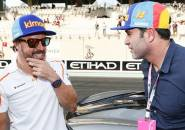 Alonso Tukar Mobil dengan Pebalap Legenda NASCAR di Bahrain