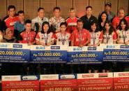 Peraih Medali Kejuaraan Dunia Junior 2018 Diguyur Bonus Besar