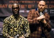 Fury: Saya Akan Kalahkan Wilder Hingga Tak Minta Tarung Ulang