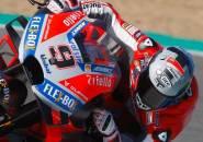 Petrucci dan Dovizioso Pimpin Hari Pertama Uji Coba di Jerez