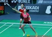Kandaskan Tuan Rumah, Yulfira/Jauza ke Semifinal Korea Masters
