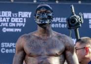 Jatuhkan Fury Dua Kali, Wilder: Seharusnya Saya Menang