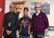 Pedrosa sang Legenda Moto GP Tanpa Gelar