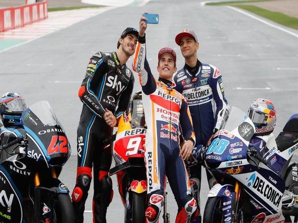 Marquez dan Para Juara Dunia Lainnya Musim Ini Hadiri FIM Gala di Andorra