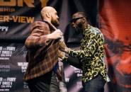 Diimbangi Wilder, Tyson Fury Klaim Pantas Jadi Pemenang