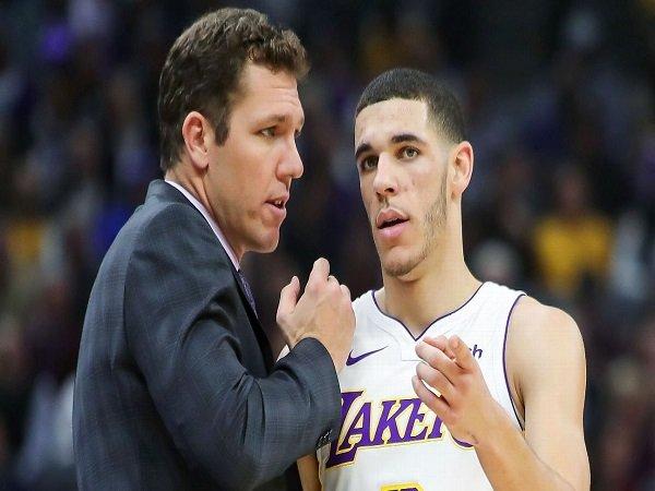 Luke Walton Gembira Dengan Perkembangan Pemain Muda Lakers