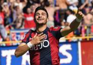 Riccardo Orsolini Bawa Bologna Kalahkan Crotone