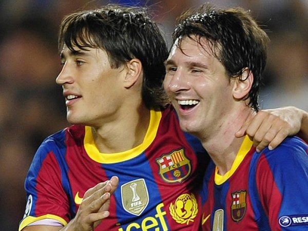 Bojan Ungkap Rasa Frustrasinya Karena Kerap Dibandingkan dengan Messi di Masa Lalu