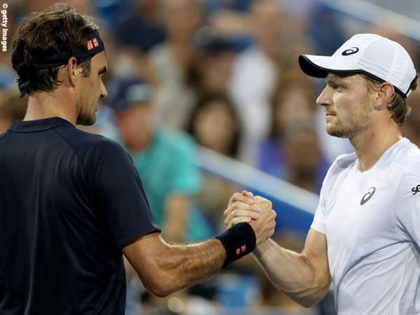 David Goffin Tak Akan Lupakan Sambutan Yang Didapatnya Ketika Hadapi Roger Federer