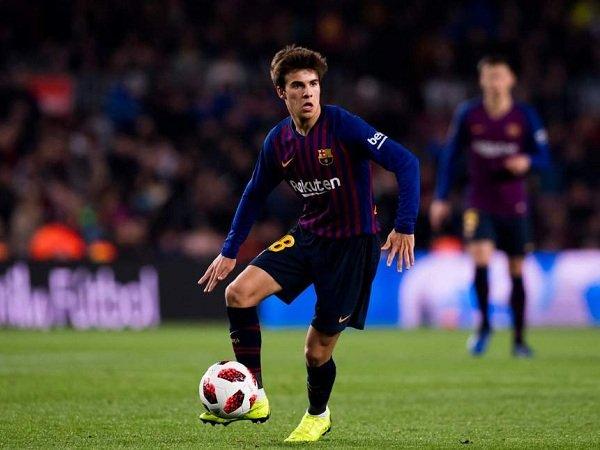 Lakoni Debut untuk Barcelona, Riqui Puig Wujudkan Mimpinya