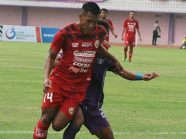 Pemain Pilar Semen Padang FC Diistirahatkan di Piala Indonesia