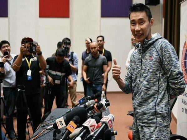Sembuh dari Kanker, Lee Chong Wei Siap Kembali Berlatih demi Olimpiade