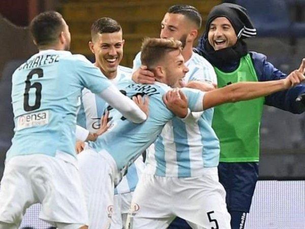 Genoa Dikalahkan Tim Serie-C di Coppa Italia